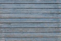 Skalning av blå målarfärg Royaltyfri Foto