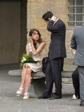 Skalowanie ceremonia w Florencja Obraz Stock