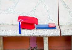 Skalowanie smokingowa czerwień Zdjęcie Royalty Free
