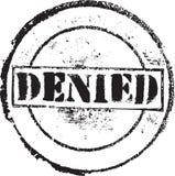Skamp refusé Photographie stock libre de droits