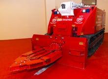 Sökande- och räddningsaktionrobot Arkivfoton