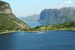 Skandinavien, Norwegen Stockfotos