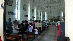 Skandowanie w kościół TIONA zbiory