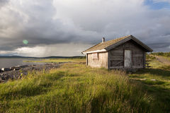 Skandynavian pogoda Fotografia Royalty Free
