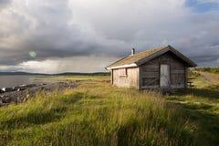 Skandynavian väder Royaltyfri Fotografi
