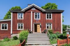 Skansen公园斯德哥尔摩瑞典 库存照片