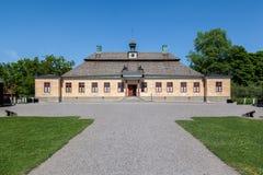Skansen公园斯德哥尔摩瑞典 免版税库存图片