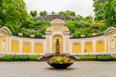 Skansen Entrance | swedish open-air museum Stock Image