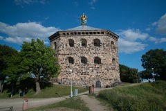 Skansen Kronan Στοκ Εικόνες