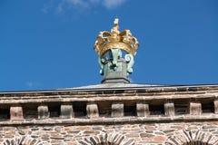 Skansen Kronan Στοκ εικόνες με δικαίωμα ελεύθερης χρήσης