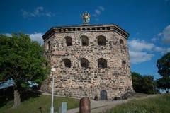 Skansen Kronan Στοκ φωτογραφίες με δικαίωμα ελεύθερης χρήσης