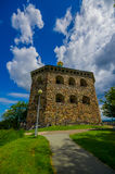 Skansen Kronan fortress in Gothenburg, Sweden. Skansen Kronan, old fortress in Gothenburg city downtown Royalty Free Stock Images
