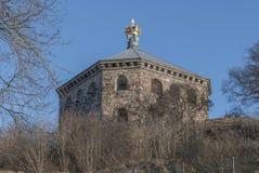 Skansen Kronan fortress in Gothenburg Royalty Free Stock Photo