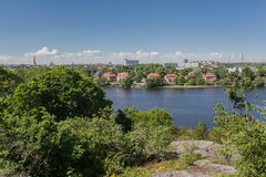 Skansen Park Stockholm Sweden Royalty Free Stock Photography