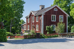 Skansen Park Stockholm Sweden Royalty Free Stock Photos