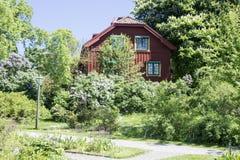 Skansen Park Stockholm Sweden Royalty Free Stock Image