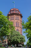 Skansen Park TowerBuilding Stockholm Sweden Royalty Free Stock Photos