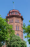 Skansen Park TowerBuilding Stockholm Sweden Stock Photography