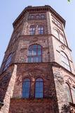 Skansen Park TowerBuilding Stockholm Sweden Stock Images