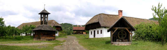 Skanzen Royalty Free Stock Image