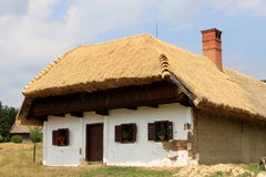 Skanzen, Hungary Royalty Free Stock Photography