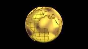 Skapa ett roterande jordklot