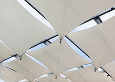 skapa taket seglar kupa till Fotografering för Bildbyråer