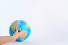 skapa världen Arkivbilder