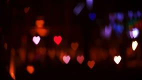 skapad hjärta målad fotografform för konst bakgrund