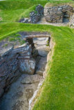 Skara Brae Stockfotos