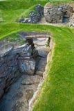 Skara Brae Arkivfoton