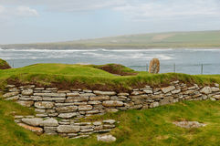 Skara Brae, Orkney Islands Stock Photography