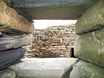 Skara Brae. Prehistoric stone village in the Orkney Islands, Scotland Stock Photo