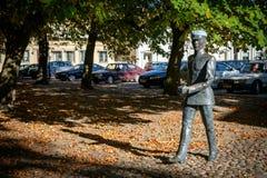 Skara, Svezia fotografie stock libere da diritti
