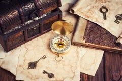 Skarb klatka piersiowa zdjęcie royalty free