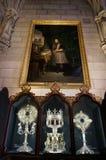 Skarby Notre Damae Obrazy Royalty Free