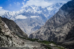 Skardu Valley, Pakistan Royalty Free Stock Image