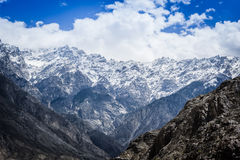 Skardu Valley, Pakistan Royalty Free Stock Photography
