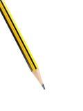 Skarp blyertspenna Royaltyfri Fotografi