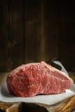 Skarv av nötkött Arkivfoto