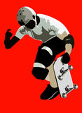 Skate Royalty Free Stock Photography