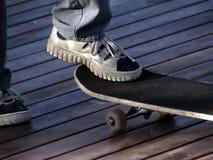 Skate Imagens de Stock Royalty Free