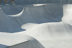 Skate and Bike Park Stock Photos