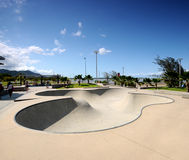 Skate BMX Park Stock Photo