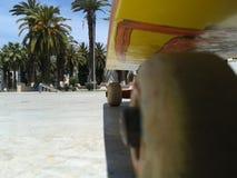 Skate boarding Stock Photography