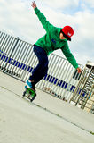 Skate boy Stock Photography