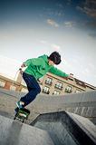 Skate boy Stock Photography