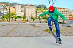 Skate boy Royalty Free Stock Photos