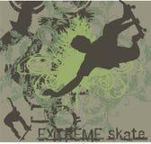 Skate city Stock Photo