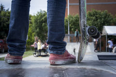 Skate Mexican Royalty Free Stock Photo